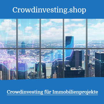 Crowdinvesting Shop